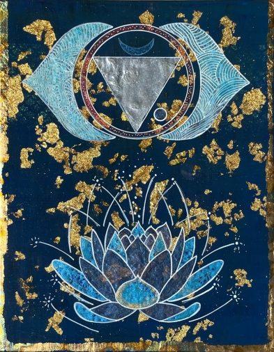 Ajna, chakra du 3ème oeil