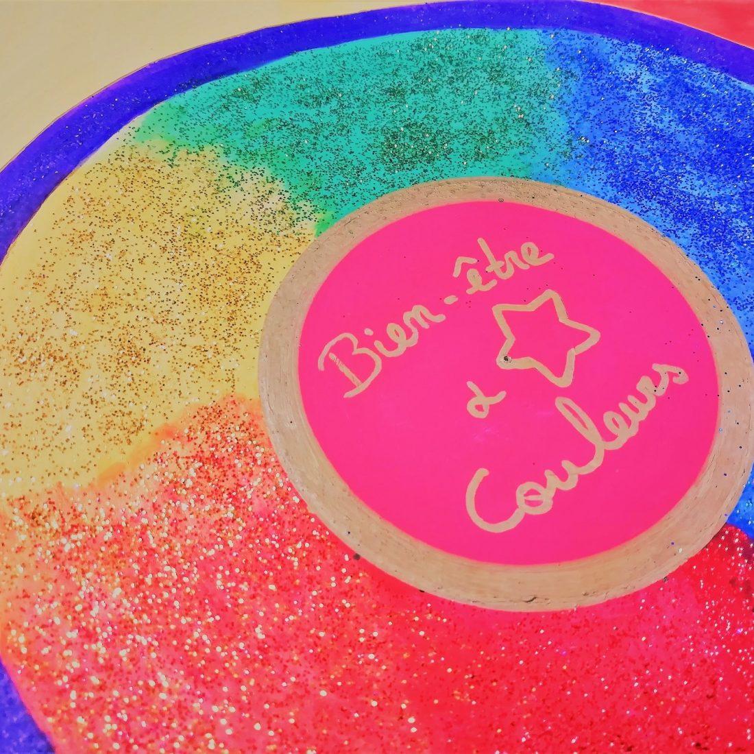 Thérapie par les couleurs