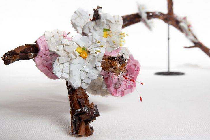Sakura Sculpture