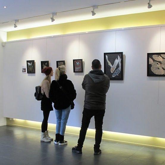 Exposition à Sanary-sur-mer