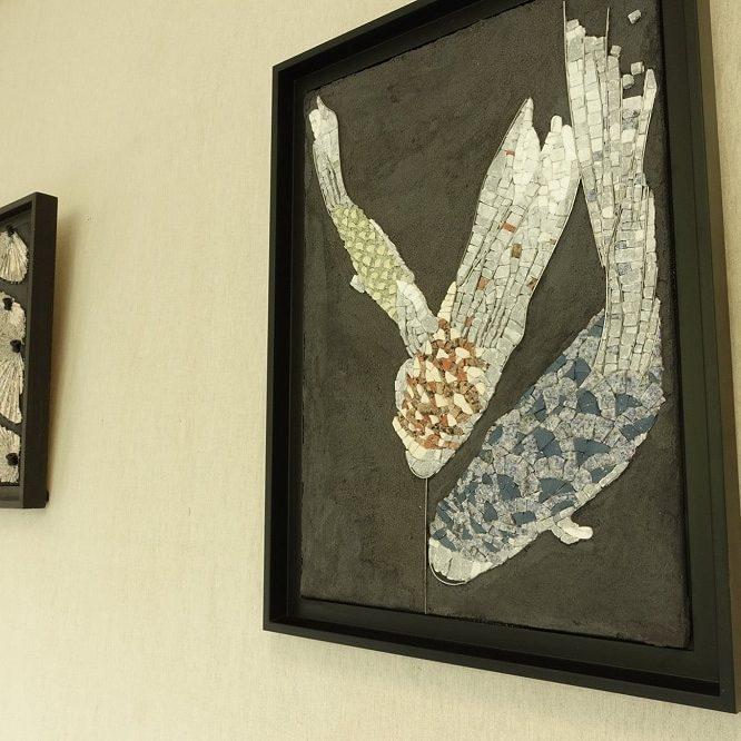 Mosaiques - Ugine